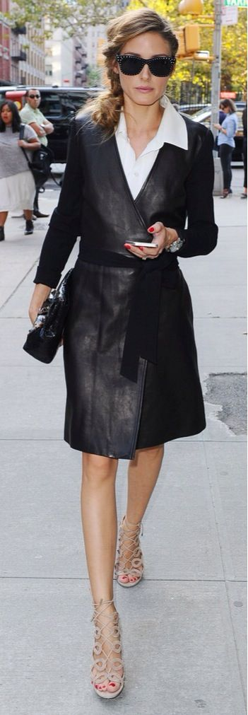 OP. I loved this during fashion week for DVF wrap and I still want it!!!! Love the hair