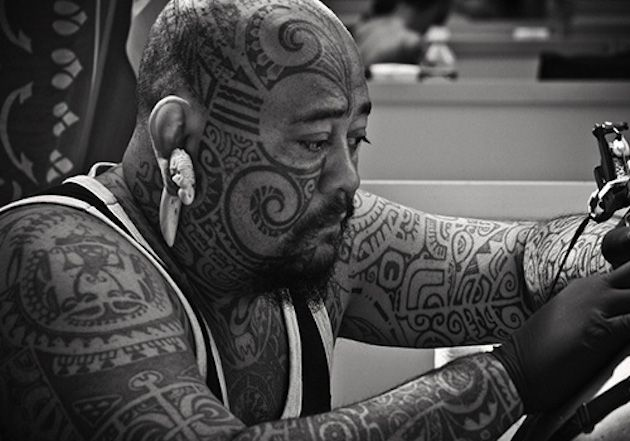 """Tribal tattoos are often generalized together as if they came from one big tribe. I'm sorry to say but that's just not the case. It's true that the different types of tribal tattoos did influence each other in various ways but for the sake of this article, we will be discussing one particular type of tribal tattoo which originated with the Maori tribe in New Zealand. After getting fed up with all these lists floating around the web of so-called """"Maori Tattoos"""", which in fact turned out not…"""