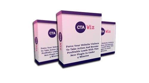 CTA Wiz – what is it? CTA Wiz is an 12 in 1 wordpress plugin that helps turn average visitors into leads and clicks. The software has compelling CTAs that bring life into any webpage and flood you with leads and cash. It grabs visitors attentions in all in one call to action wordpress plugin that ethically forces visitors to engage.