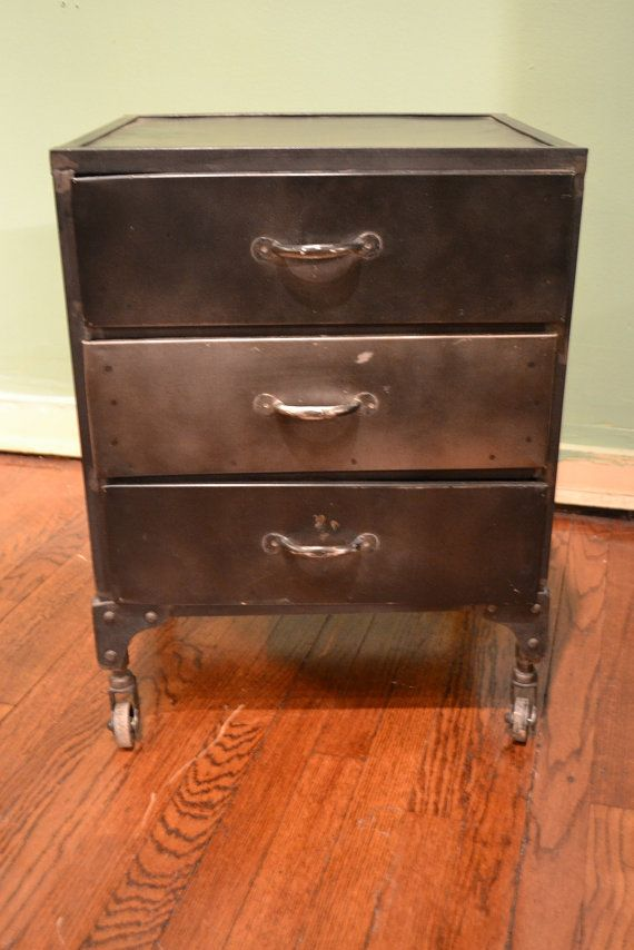 Best Of Industrial Style File Cabinet
