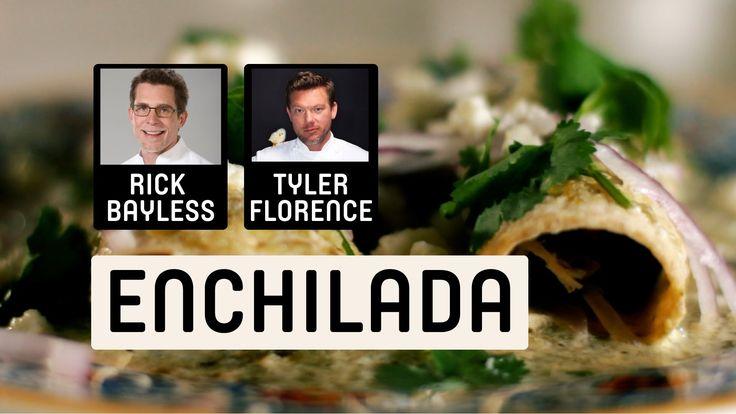 nice Best Chicken Enchiladas -- Recipe Wars #RecipeOfTheDay #Chicken Check more at https://epicchickenrecipes.com/chicken-enchilada-recipe/best-chicken-enchiladas-recipe-wars-recipeoftheday-chicken/
