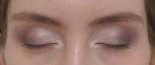 """The Coolest Thing I Ever Learned From A French Makeup Artist - xoVain - """"The Italian is simply a light color on the inside and dark color on the outside of the eye. This look is applied to the mobile eyelid and slightly upward to the immobile eyelid."""""""