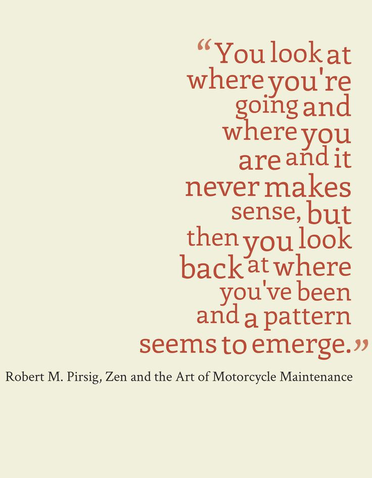 40 best Pirsig images on Pinterest Zen, Quote art and Dating - repair quote
