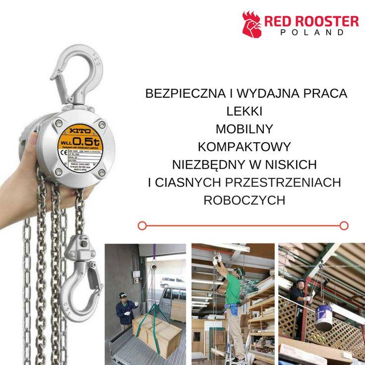 Długo zapowiadany i wprowadzony niedawno na rynek przez Kito Corporation wciągnik łańcuchowy CX o udźwigu 500 kg cieszy się wielką popularnością również wśród naszych polskich klientów