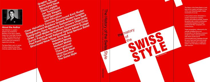 cover ideas for photo book - swiss design book cover Google Search