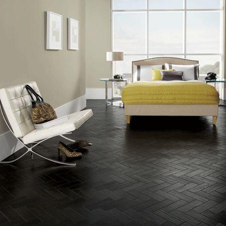 Art Select Black Oak Parquet flooring | Karndean Designflooring