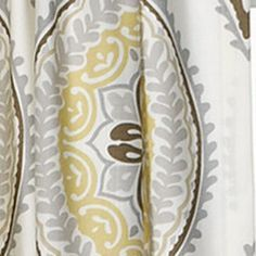 Purchase one curtain panel from Bed Bath & Beyond to make throw pillow. $29 for 4-5 pillows is a great price - Colors what work well- gray, yellow, cream and brown. Cotton also is preferred so it can easily be washed and kid friendly.