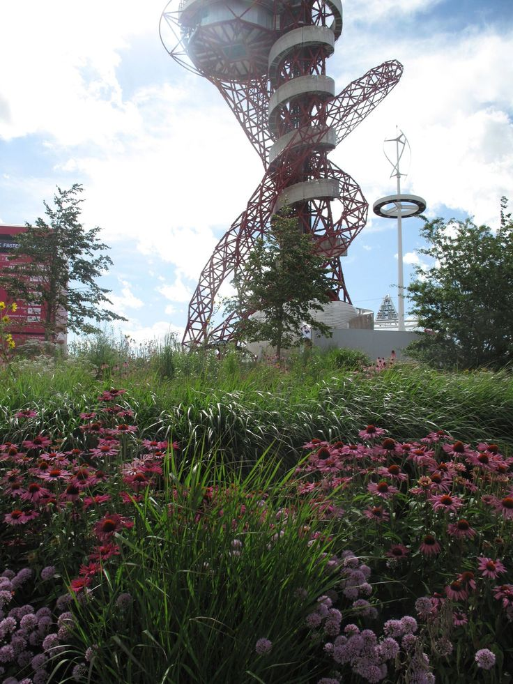 23 best London Olympic Park Gardens images on Pinterest London