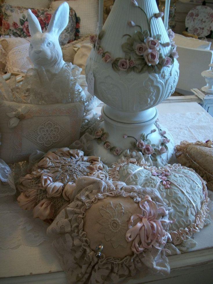 pincushion lace
