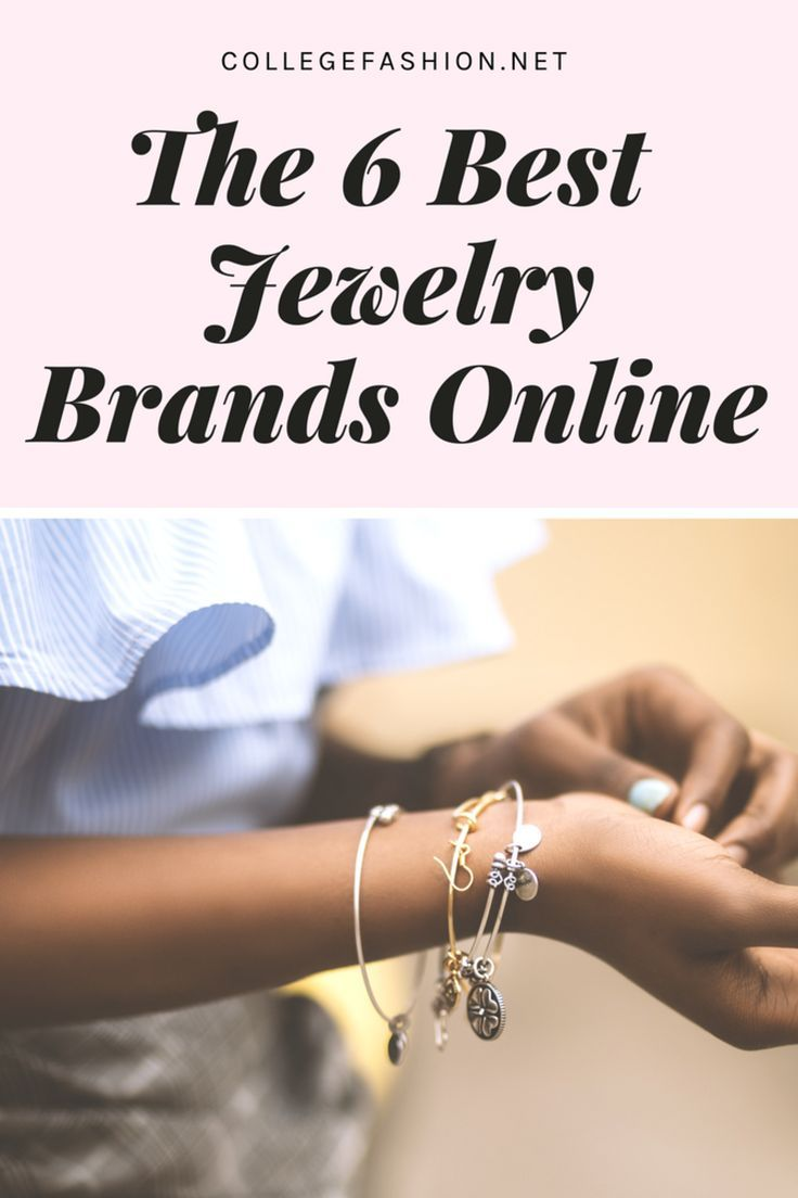 30+ Best jewelry brands for young adults info