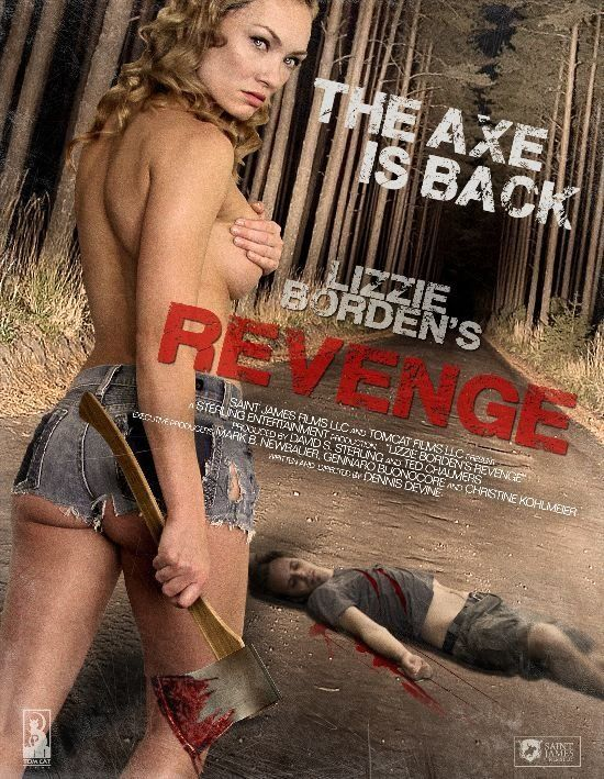 A group of sorority girls are having a slumber party at their house. One of the new sorority girls is Leslie Borden, a descendant of the infamous Lizzie Borden family. Read more & Watch online at: http://www.justclicktowatch.to/movies/lizzie-bordens-revenge-2014/