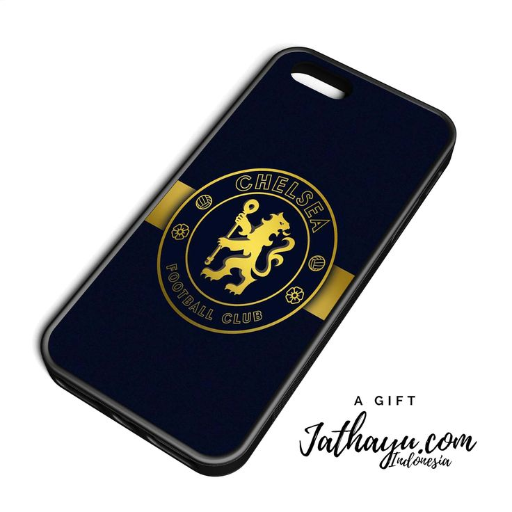 Custom case premium all iphone chelsea gold glory