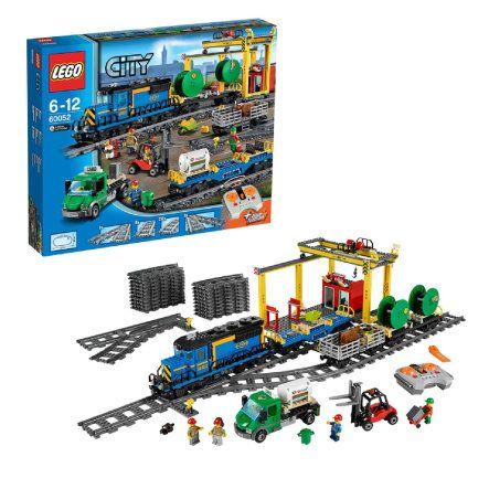 LEGO® City - Güterzug 60052 bei baby-markt.at - Ab 20 € versandkostenfrei ✓ Schnelle Lieferung ✓ Jetzt bequem online kaufen!