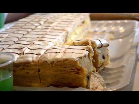 El pastel más rico del mundo.
