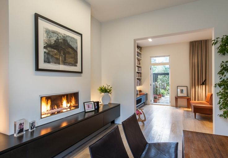 Adjoining living spaces