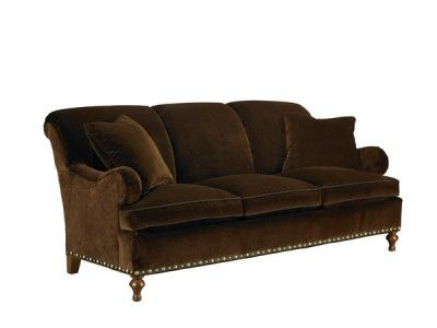 H708S Bridgewater Sofa For Mr. And Mrs. Howard For Sherrill Furniture