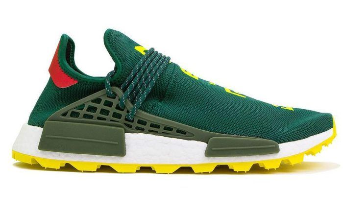 Pharrell x Adidas Human Race NMD NERD Shoes Reselling for