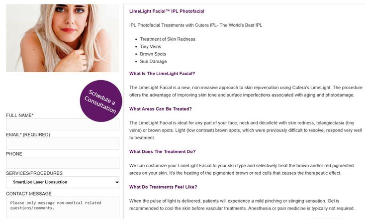 IPL Photofacial Treatments with Cutera IPL- The World's Best IPL  Treatment of Skin Redness Tiny Veins Brown Spots Sun Damage