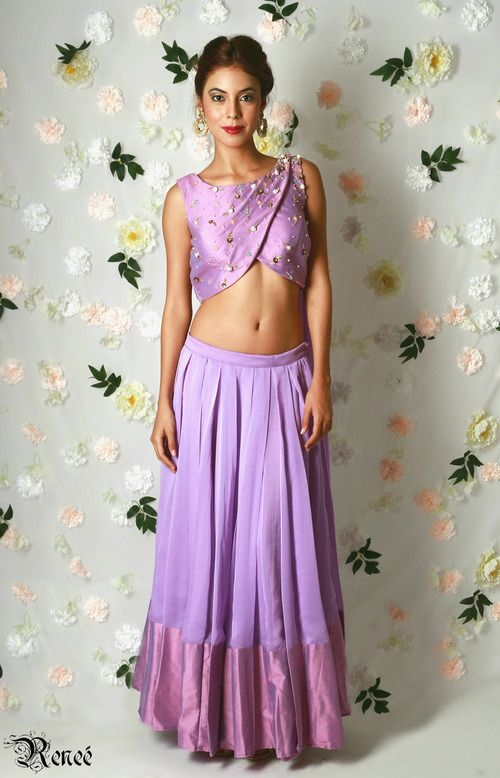 Designer Renee. A gorgeous #lavender #lehenga $310 AUD available at www.waliajones.com/Renee #indiancouture #saree #anarkali #indianclothes #australia #worldwide #indianfashion #lehenga #drapedgown #gown #indianclothing #online #onlineindian #indians #indian #indiandesigner #waliajones #indianonline #love #fashion #affordableindianclothing #colours #india #desiwedding #indianbride #mehendi #mehndi #sweetheartlehenga #indianblouse