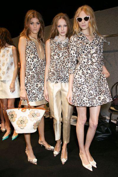 Blugirl at Milan Fashion Week Spring 2014