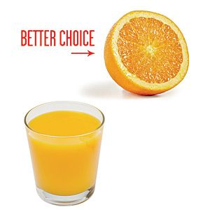 75 Ways to Start Your Summer Off Light | Instead of OJ, Reach for an Orange | CookingLight.com