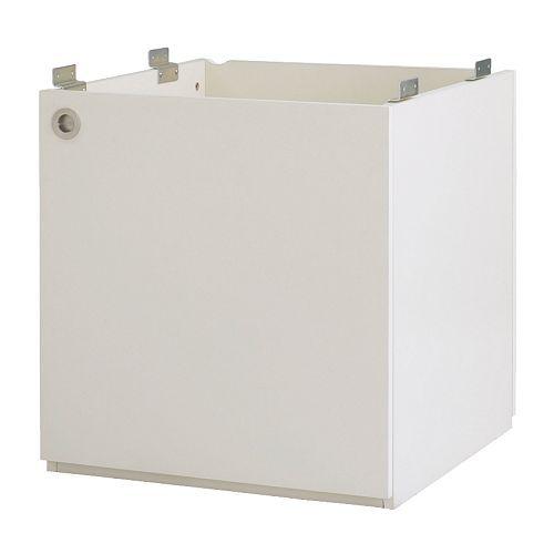 UDDEN Kast met deur IKEA Te bevestigen onder de UDDEN spoelbak of het UDDEN werkblad voor het praktisch opbergen van pannen e.d.