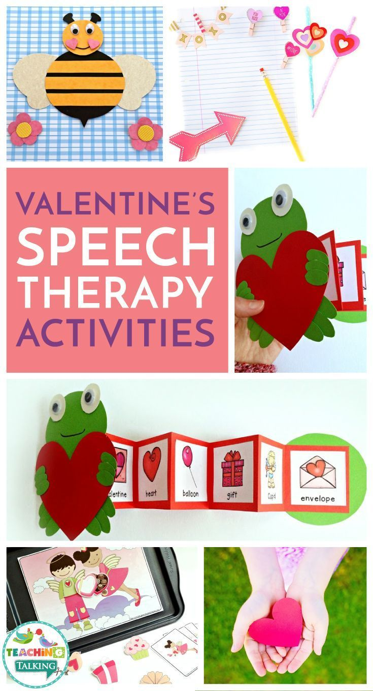 valentine 39 s day speech therapy activities speech therapy and special needs preschool speech. Black Bedroom Furniture Sets. Home Design Ideas
