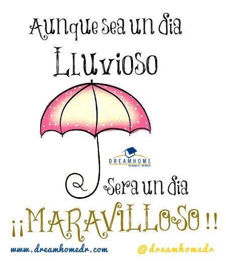 Feliz y bendecido lunes lluvioso a todos....   ☎️: (809)566-1515 : (809)763-8877 : www.dreamhomedr.com
