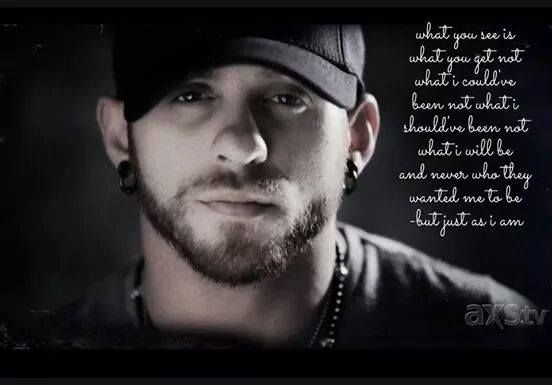 Just as i am brantley gilbert