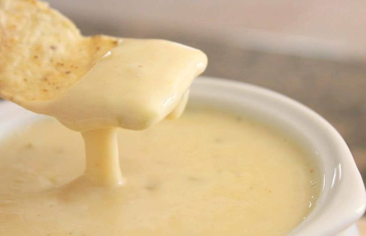 Recipe of today: Mexican Restaurant Style White Cheese (Queso) Dip