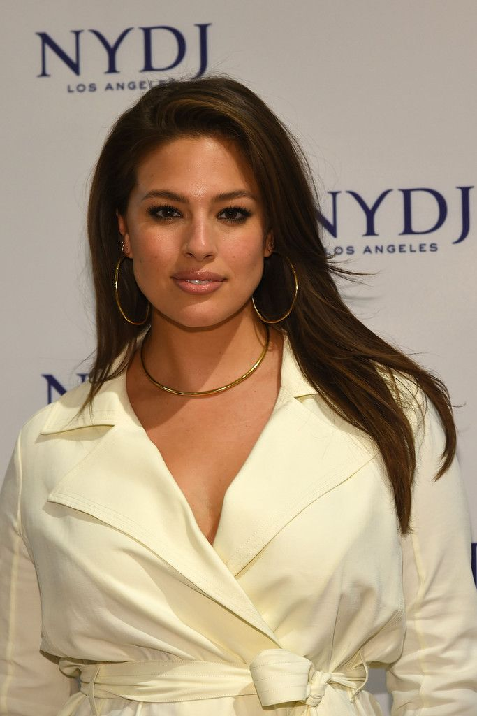 Ashley Graham Photos: NYDJ 2016 Fit to Be Campaign Launch