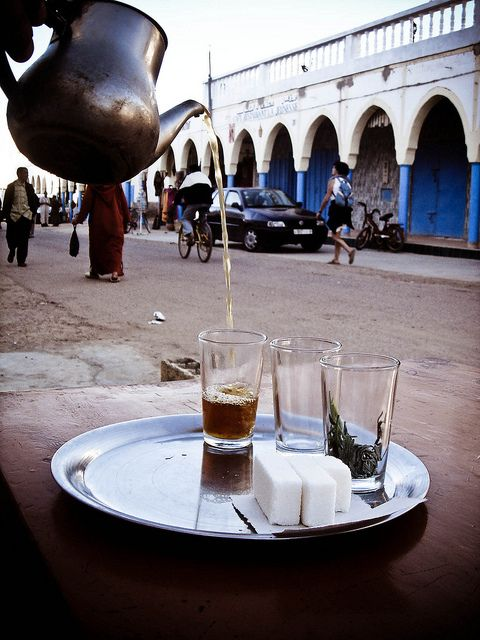 Morocco Tea for Two | Moroccan Tea