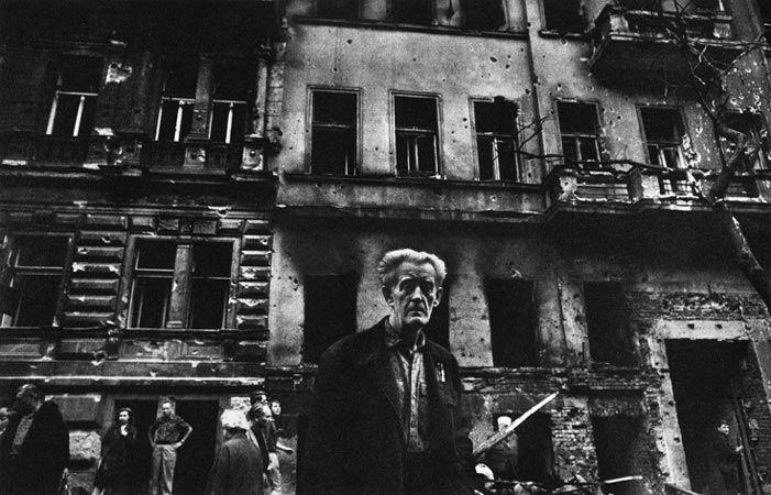 Prague August 1968 By Josef Koudelka