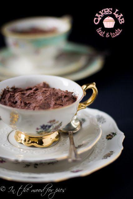 Cakes Lab Test&Taste: Mousse al cioccolato