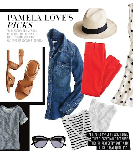 Just Visiting: Partial JCrew Catalog June 2012 (or JCrew Style Guide)