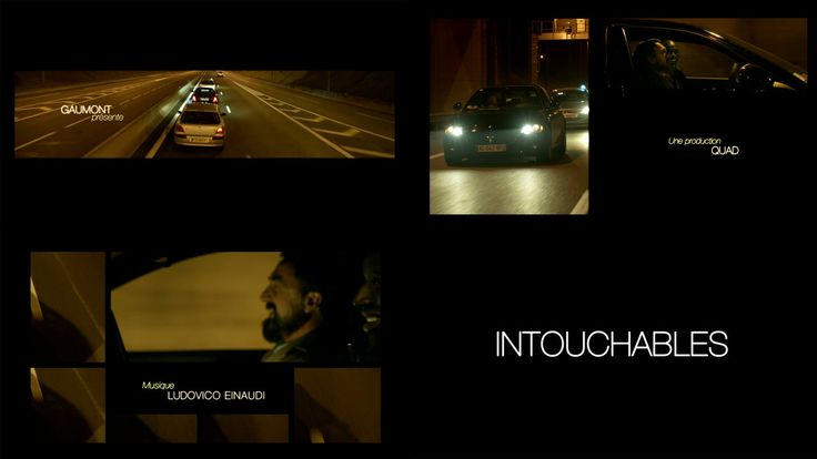 "GENERIQUE ""INTOUCHABLES"" (EDIT) 2011"
