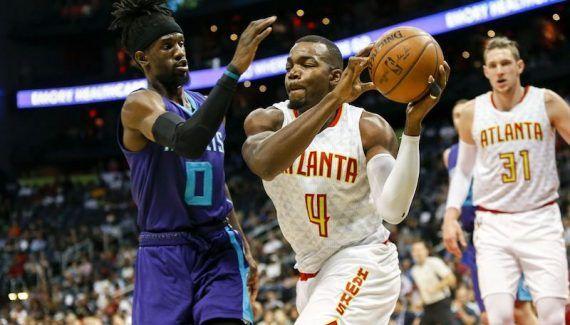 Vainqueurs des Hornets, les Hawks défieront Washington en playoffs -  Sans surprise, Atlanta a facilement battu Charlotte (103-76) pour décrocher la cinquième place de la conférence Est. Dwight Howard (19 points, 12 rebonds) a montré la voie pour les Hawks… Lire la suite»  http://www.basketusa.com/wp-content/uploads/2017/04/millsap-hornets-570x325.jpg - Par http://www.78682homes.com/vainqueurs-des-hornets-les-hawks-defieront-wash