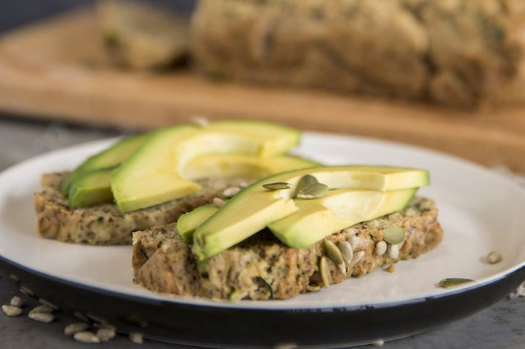 Zucchini Breakfast Loaf - Are you gluten intolerant and miss enjoying a slice of toast in the morning? Getting tired of eating the same old thing for breakfast? Or maybe you're just wanting a go-to 'bread' to add to your recipe library? This Gluten-Free Zucchini Bread is the answer to all of the above!