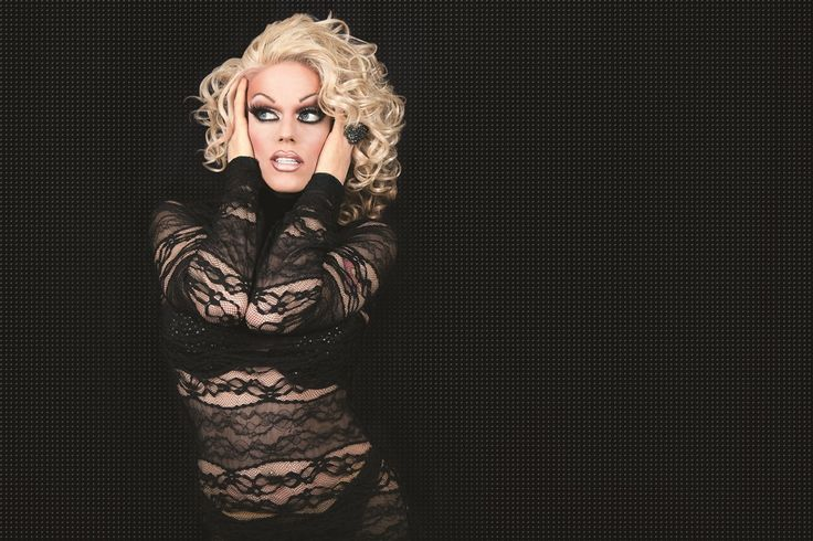 Drag A Performance Art Book, Morgan McMichaels by William Dick