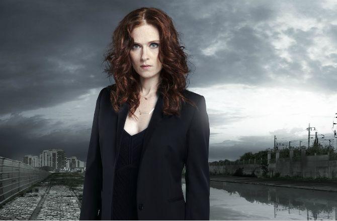 Impeccable dans la peau de l'avocate rousse d'Engrenages sur Canal + à 20h55, Audrey Fleurot lui donne dans cette cinquième saison, une épaisseur émotionnelle inédite.