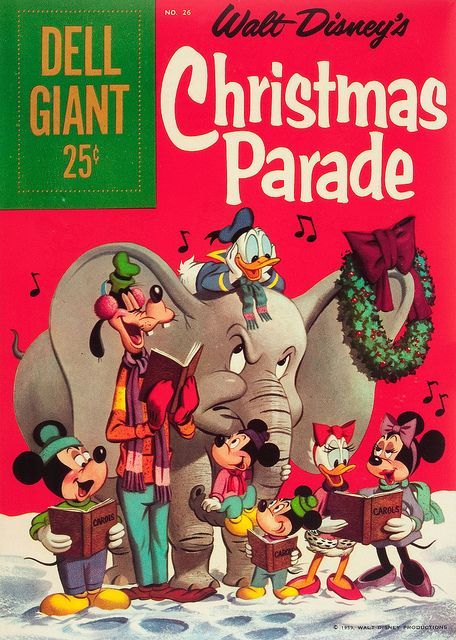 Christmas Parade 1959 | Flickr - Photo Sharing!