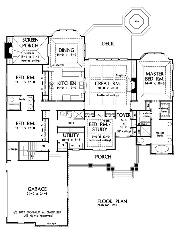 fantastic upstairs living house plans. First Floor Plan of The Wilkerson  House Number 1296 584 best plans images on Pinterest Little houses Small
