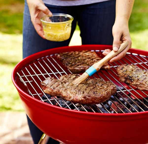 Wondering how to cook steak? We'll tell you how to choose a good steak, how to grill steak, whether to marinate steak and how to tell when steak is done.