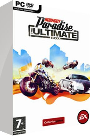 Burnout Paradise: The Ultimate Boxworld of warcraft