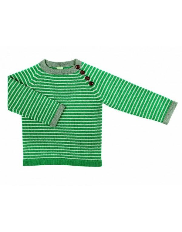 FUB - Ullgenser grønn/creme