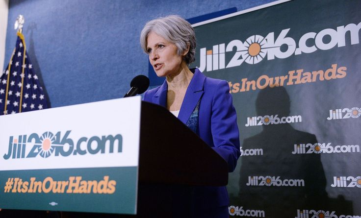 """""""Since Tuesday morning, the Green Party has received over $80,000 in contributions, over half of which comes from first-time donors, and half of which comes in the form of contributions under $50. #JillNotHill"""