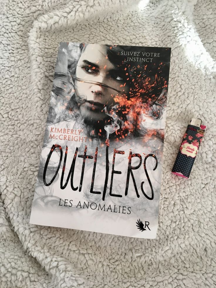 Outliers - Kimberly McCreight