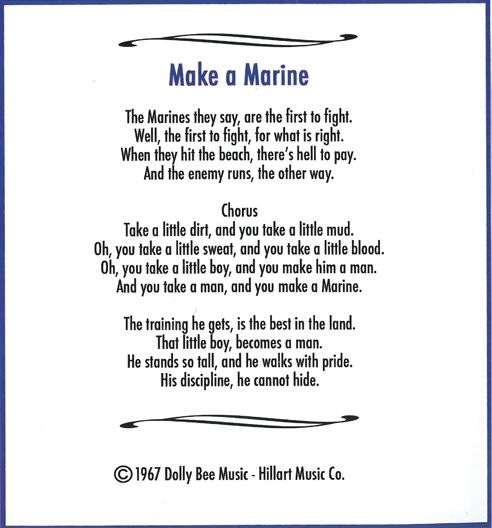 Best Marine Quotes And Sayings: Top 25 Ideas About Marine Boot Camp Parris Island On
