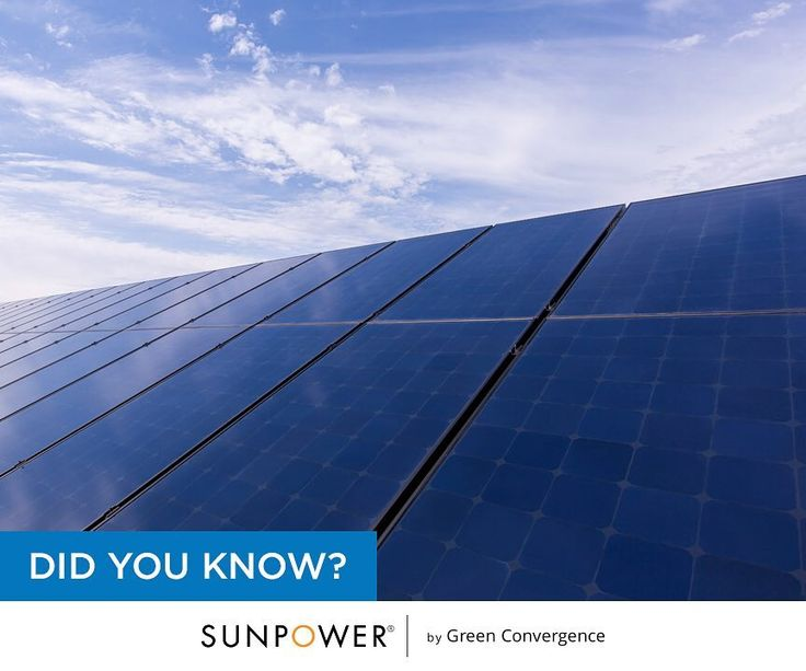 Did you know that solar panels dont need direct sunlight to produce electricity? However direct sunlight produces the most energy. #SunPower #GreenConvergence #DemandBetterSolar #Solar #Energy #SolarEnergy #Sun #Sunlight #Produce #Electricity #Earth #Facts #SolarFacts #DidYouKnow