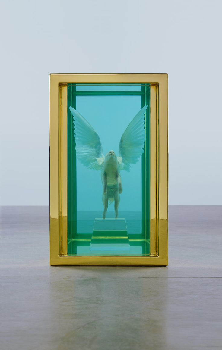 Damien Hirst - Pigs Might Fly, 2008